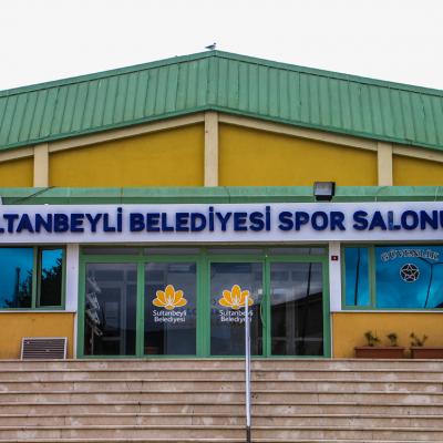 SULTANBEYLİ BELEDİYESİ SPOR SALONU